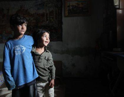 Mettre fin à l'apatridie des enfants